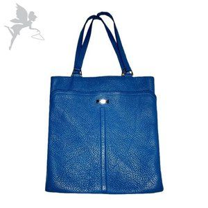 COLE HAAN Leather Village Flat Tote
